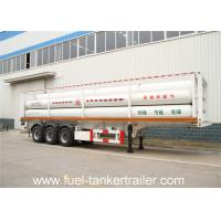 Wholesale 8 Cylinder CNG Tank Trailer for Transporting Compressed Natural Gas from china suppliers