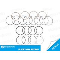 Wholesale DOHC 16V L4 Hiace Toyota Car Engine Piston Rings , Fitting Piston Rings from china suppliers