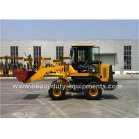 Quality SINOMTP Mini Front End Loader T926L With Yunnei Engine ISUZU Strengthen Axles for sale