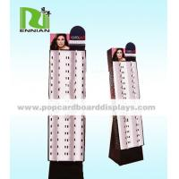 Wholesale Spectacles Remevable Foldable POP Cardboard Displays screen printing from china suppliers