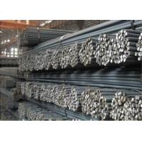 Wholesale Q195 Q235 Hot Rolled Deformed Bar , Iron Rod Concrete Deform Reinforcing Steel Bar from china suppliers