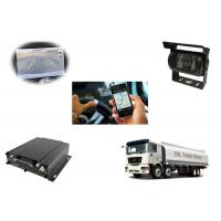Wholesale 8 Channel 1080P Mobile Car GPS Tracking System WIFI With H 264 Digital Video Recorder from china suppliers