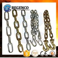 Buy cheap G80 lifting load chain/Link Chain / alloy steel lift chain g80 chain from wholesalers
