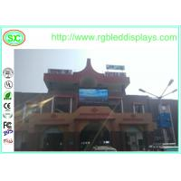 Wholesale Video Full Color Tube Chip advertising led display board High Refresh Rate from china suppliers