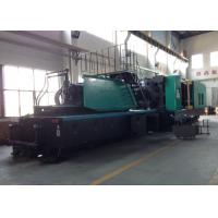 Wholesale Chrome Plated PVC Injection Molding Machine 18000Kn With Double Core Pulling System from china suppliers