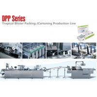 Wholesale AL PVC AL Pharma Blister Packaging Machine Carton Production Line High Automation from china suppliers