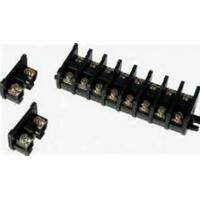 Wholesale 3.96mm -40 + 105℃ Nylon PA66 terminal block connectors 26AWG 300V 12A from china suppliers