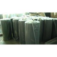 Wholesale Elastic Sbr Neoprene Rubber Sheet / Roll With Polyester Fabric from china suppliers