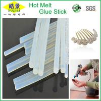 Wholesale Eva / Resin Hot Glue Gun Sticks Non Toxic Tranaparent For Carton Making from china suppliers