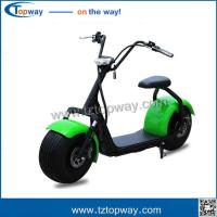 Wholesale 2017 newest hoverboard harley electric scooter EABS hydraulic brake scooter from china suppliers