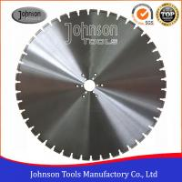 Wholesale 800mm Small Diamond Wall Saw Blades With Laser Welding Segments from china suppliers