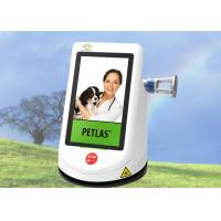 Wholesale 810nm / 980nm Veterinary Laser Equipment , GaAlAs Diode Laser Therapy For Cats from china suppliers