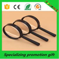 Wholesale Non Toxic Promotional Stationery Plastic Magnifying Glass For Office from china suppliers