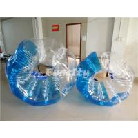 Wholesale Large Colorful PVC Soccer Zorbz Big Exciting Flexible For Adult from china suppliers