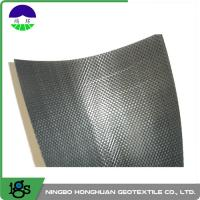 Wholesale 8m Grey Woven Geotextile Filter Fabric For Soft Soil Foundation from china suppliers