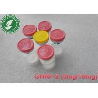 Wholesale GHRP-2 99% Purity White powder human growth Peptide hormone GHRP-2 for fat burning from china suppliers