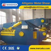 Wholesale Strong power 400tons heavy duty Alligator Shear machine with high cutting efficiency from manufacturer from china suppliers