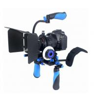 Wholesale DSLR RIG Kit - Shoulder Mount RL-02 + Follow Focus + Matte box Kit For dv / hdv / dslr  from china suppliers