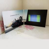 Wholesale Digital Video Booklets built in speaker / rechargeble battery from china suppliers