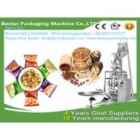 Wholesale Hot Sale Automatic Vertical nut peanut Packaging machin Bestar packaging from china suppliers