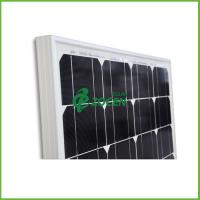 Wholesale Commercial Rooftop 150W 18V Custom Solar Panels Monocrystalline from china suppliers