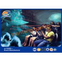 Wholesale 7d Interactive Motion Theater Virtual Reality Machine For Shopping Mall from china suppliers