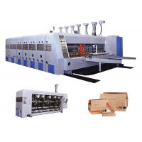 Wholesale High Speed multi Color Flexo Printing Machine for carton box from china suppliers
