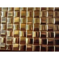 Wholesale Decorative Metal Architectural Sheets, Decorative Sheet Metal, Decorative Metal Panels from china suppliers