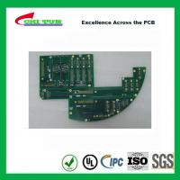 Wholesale 6 Layer Circuit Board Multilayer Pcb Fabrication With 315X205MM Gold Pcb Board Assembly from china suppliers