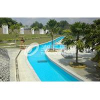 Wholesale Swimming Pool Equipment Water Park Lazy River For Children / Family Fun from china suppliers