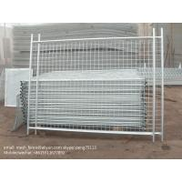 Wholesale 2.1*2.4m Australia Standards welded mesh fence temporary fencing from china suppliers