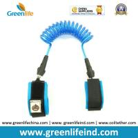 Wholesale China Factory High Quality Transparent Blue 1.5M Toddle Safety Harness as Protection Rope from china suppliers