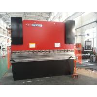 Wholesale Electrical CNC Hydraulic Press Brake Sheet Metal 200T Multi Axes Controlling from china suppliers