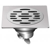 Wholesale Stainless Steel Square SUS Self-Closed Floor Drain from china suppliers