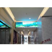 Wholesale Advertising / Stage Led Screen , P6 1/10 Scan Digital Indoor Video Wall Rental from china suppliers