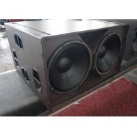 "Quality Powerful 3 x 21"" 3600 Watts RMS Subwoofer Speakers for Indoor and Outdoor Dance Events for sale"