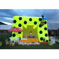 Wholesale 9m*6m*6m Yellow Honeycomb Inflatable Tent for Exhibition and Trade Show from china suppliers