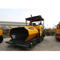 Wholesale 162KW Shangchai Diesel Engine Concrete / Asphalt Paver Machine 15 Tons Hopper Capacity from china suppliers