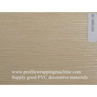 Wholesale Decorative PVC wood grain film from china suppliers