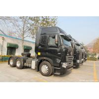 Wholesale WD615.47 371HP 6X4 Drive Prime Mover Trailer , Maximum speed 101 from china suppliers