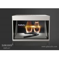 "Wholesale 1 Side Adjustable LED Light 22"" Holographic Displays Original LG Screen from china suppliers"