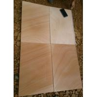 Wholesale Top Quality Sandstone,Yellow Sandstone,Yellow Honed Sandstone Tiles/Paving stone from china suppliers