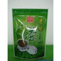 Wholesale Re-Sealable Zipper Plastic Bags , Reusable Printed Plastic Zip Lock Bags for Tea Packing from china suppliers