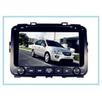 Wholesale Android car DVD Multi-touch Screen with 3G Wifi Car DVD Player GPS for KIA Carens from china suppliers