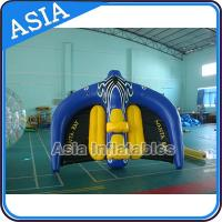 Wholesale 0.9mm PVC Tarpaulin Inflatable Flying Manta Ray / Fly Fish Inflatable Water Parks from china suppliers