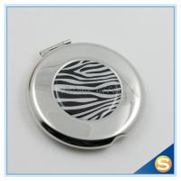 Wholesale Round Personalized Pocket Mirror with Your Customized Logo from china suppliers