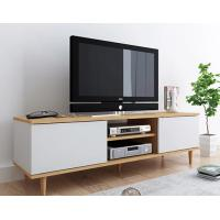 Wholesale Freestanding Indoor Storage Cabinets Long Solid Wood Tv Stands For Flat Screens from china suppliers