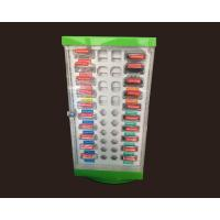 Wholesale Morden Acrylic Cosmetic Display Stand AD2 , Promotional Free Standing Display Stands from china suppliers