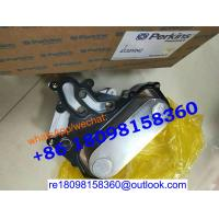 China oil Cooler 4133Y042 2486A002 4134W025 For Perkins 1104 1106D-66 1106C-70 engine Caterpillar c4.4 C6.6 c7.1 parts on sale