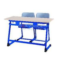 Wholesale PP Seat Double Desk and Chair (SF-32D) from china suppliers